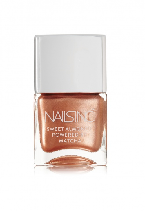 Nails Inc - vernis bronze