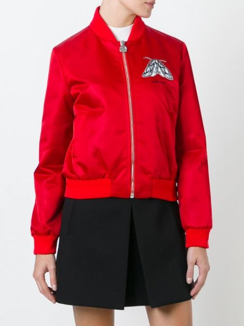 Carven - veste rouge