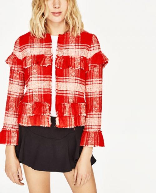 Zara - veste volants