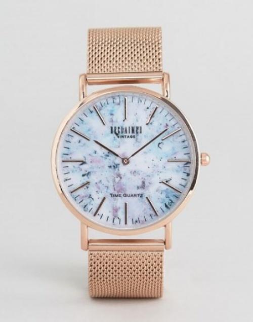 Reclaimed Vintage - montre maille et marbre