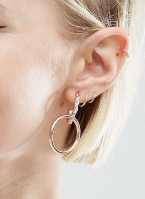 Asos - boucles d'oreilles anneaux