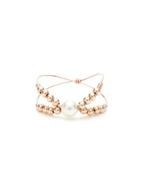 Yay - bague perles