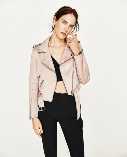 Zara - Veste à zips