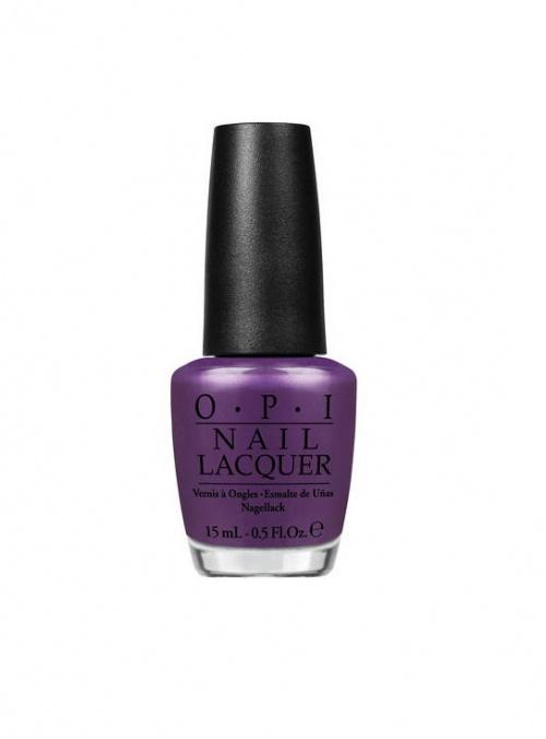 O.P.I - vernis violet