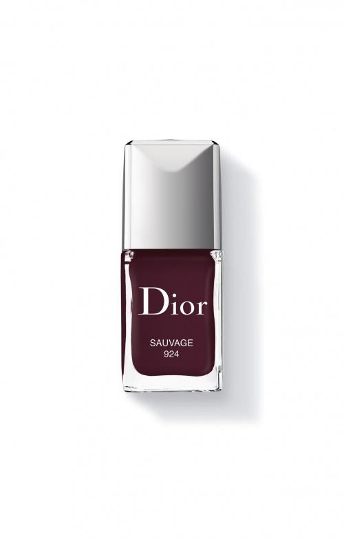Dior - vernis prune