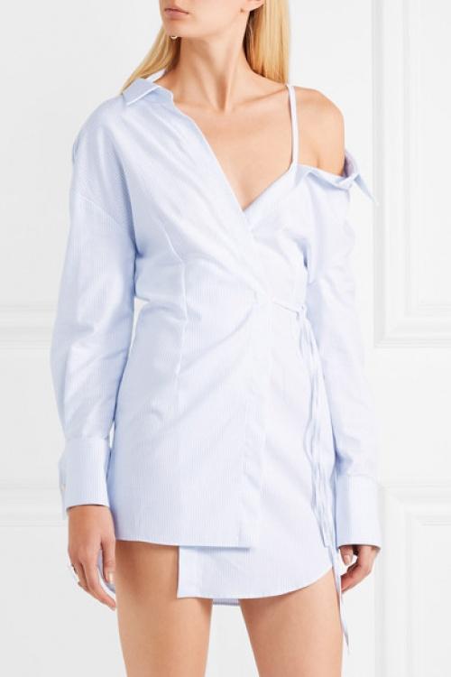 Jacquemus - chemise porte-feuille