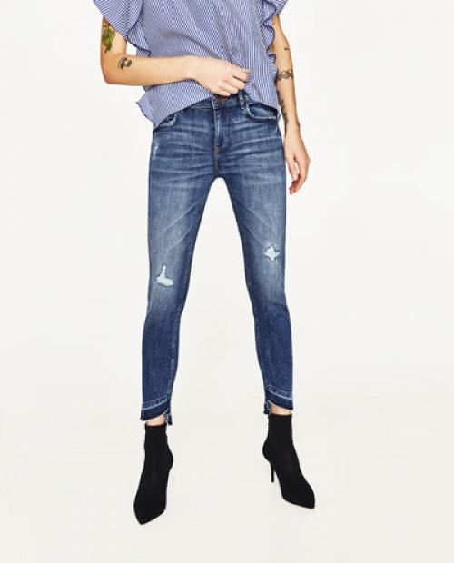 Zara - skinny destroy