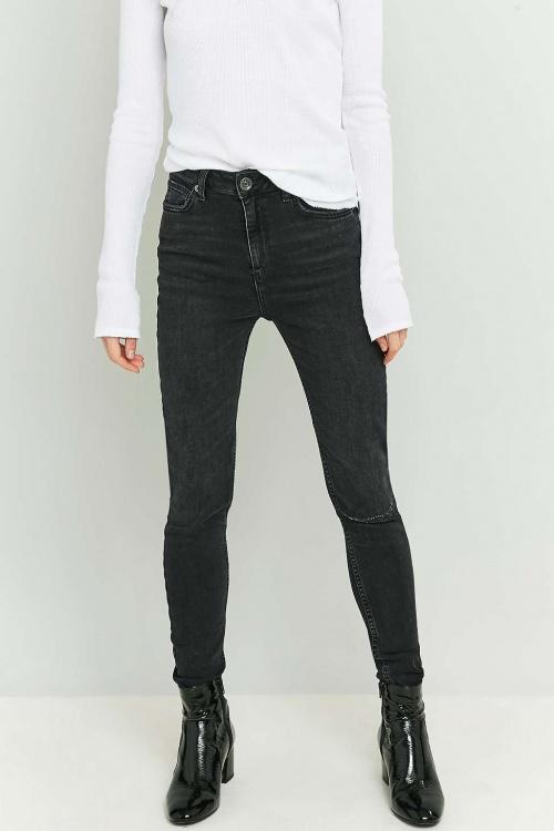 BDG - jean skinny déchiré au genou
