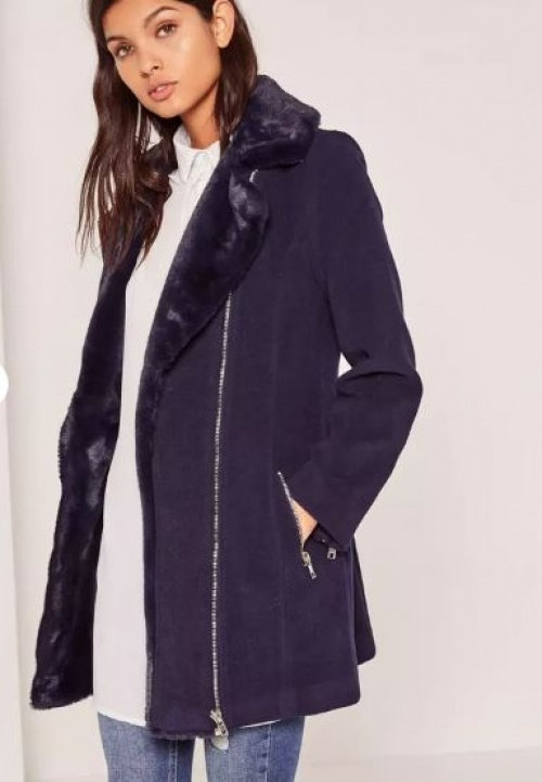Missguided - shearling