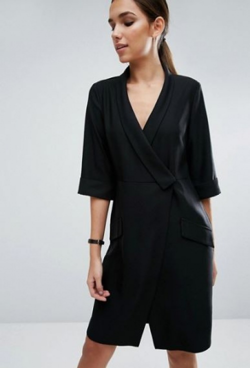 Asos - robe smocking