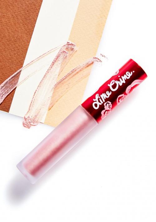 Lime Crime - Lipstick métallisé