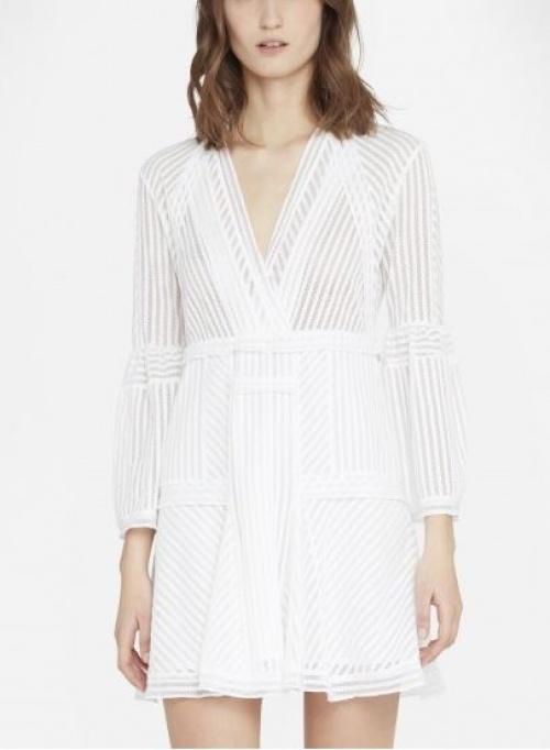 Iro - robe rayée