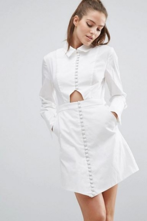 C/meo Collective - robe chemise