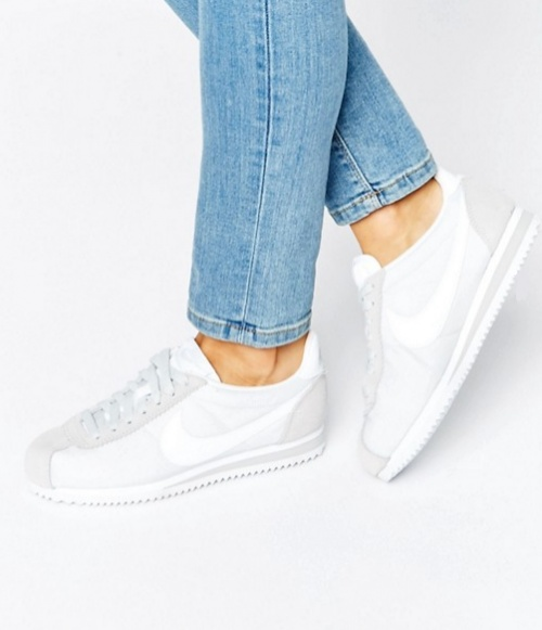 Cortez - Baskets classiques - Blanc