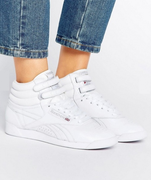 Lux Freestyle Og - Baskets montantes - Blanc