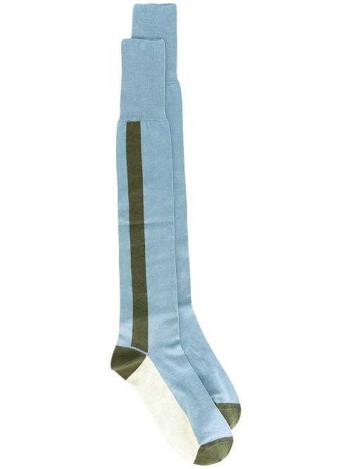 Chaussettes tricolores