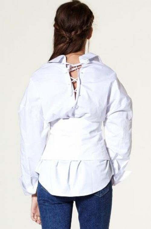 Storets - chemise lacée dans le dos