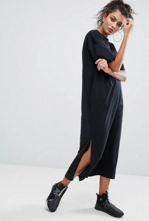 Puma - robe t-shirt longue