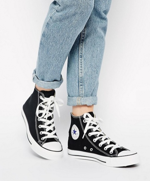 Converse - All Star - Baskets montantes - Noir