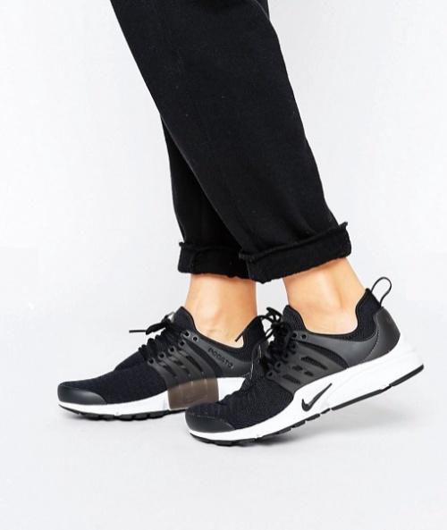 Nike - Presto - Baskets - Noir