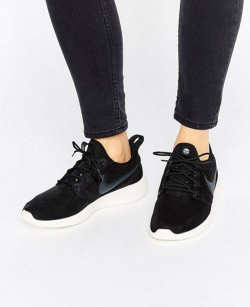 Nike - Roshe 2 - Baskets - Noir