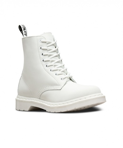 Dr. Martens - bottines blanches