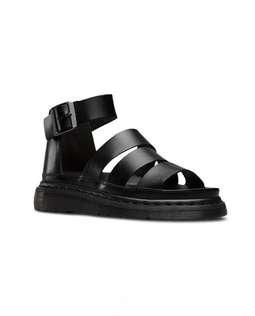 Dr. Martens - sandales noires