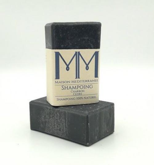 Maison Méditerranée - shampoing solide