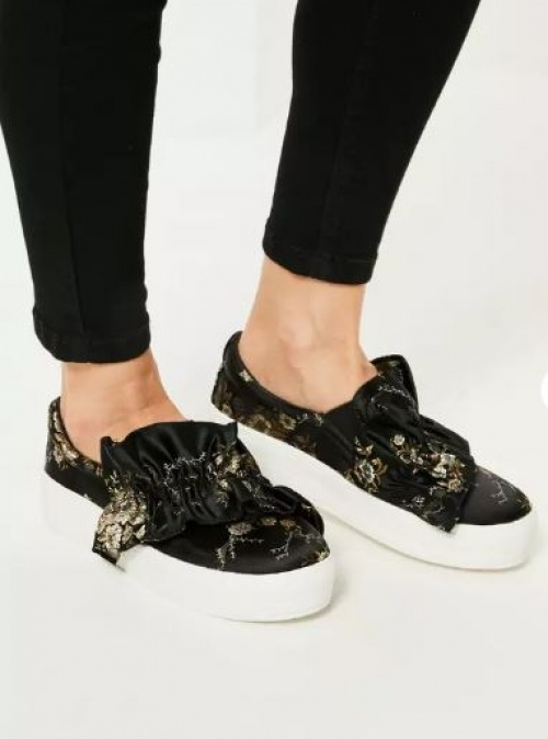 Missguided - Sneakers volantées