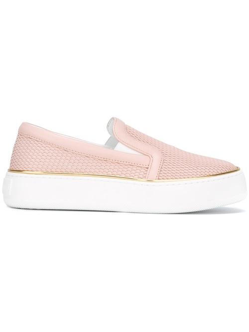 MAX MARA  slip-on sneakers