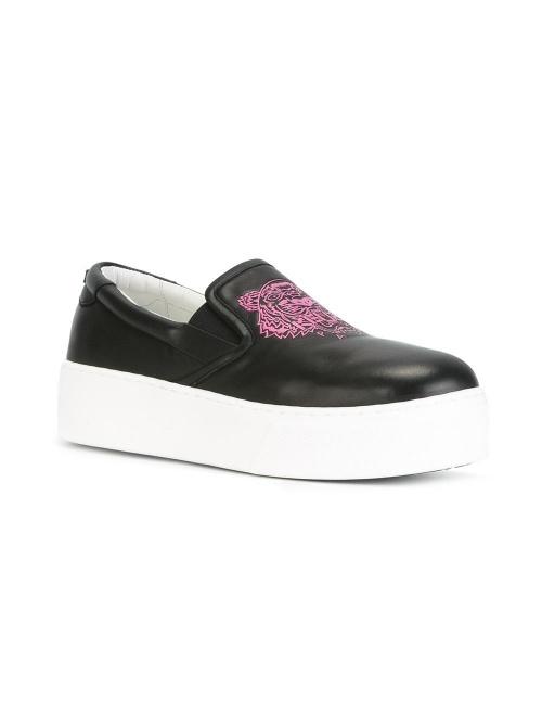 KENZO  chaussures de skate