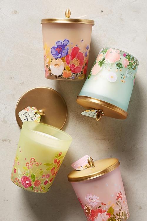 Spring's Eden Candle