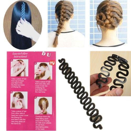 Accessoire pour coiffures et tresses - Amazon