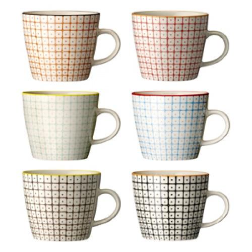 Bloomingville - Tasses céramique