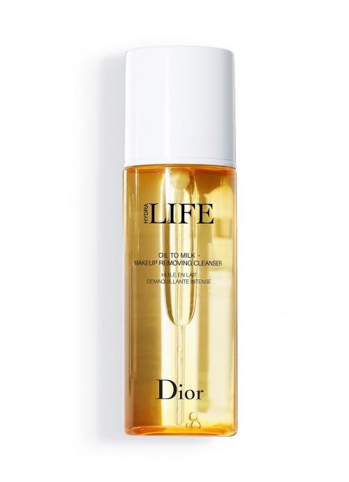 Dior Hydra Life - Huile En Lait Démaquillante Intense