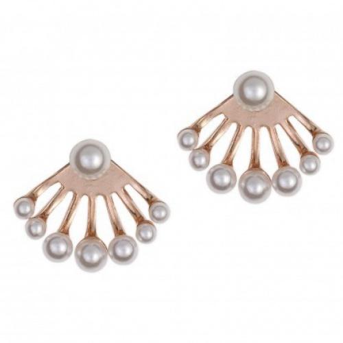 Balaboosté - Dessous d'oreilles perles