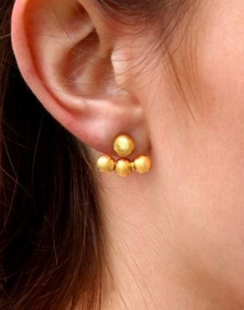 Helles - Dessous d'oreilles or