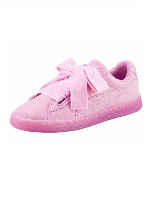 Puma - Sneakers rose pâle