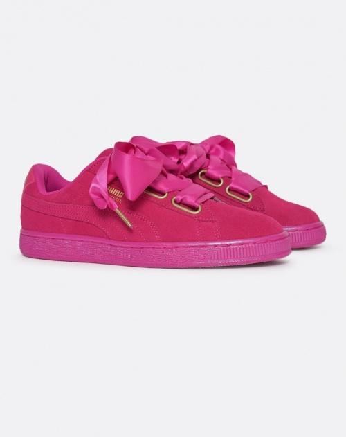 Puma - Sneakers magenta