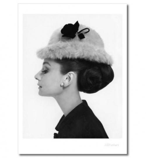All Posters - Affiche Audrey Hepburn