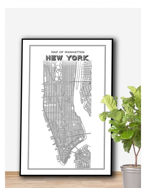 Dantell - Affiche New York