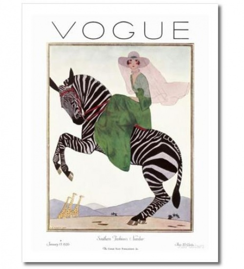 All Posters - Affiche Vogue