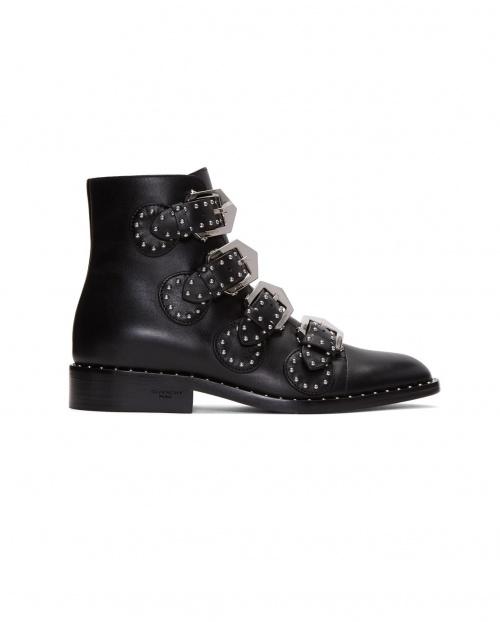 Givenchy - Boots à boucles