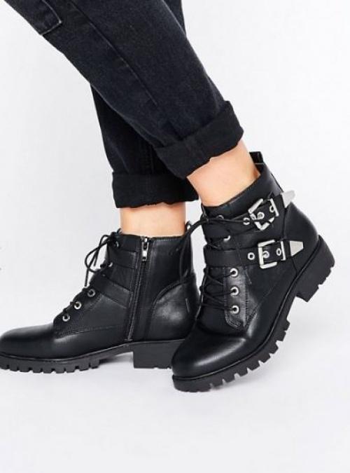 London Rebel - Boots motard