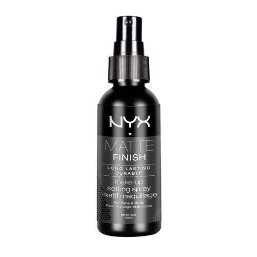 Spray fixateur de make-up effet mat - NYX