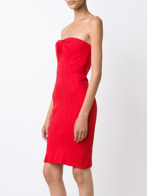 Zac Zac Posen - Robe rouge