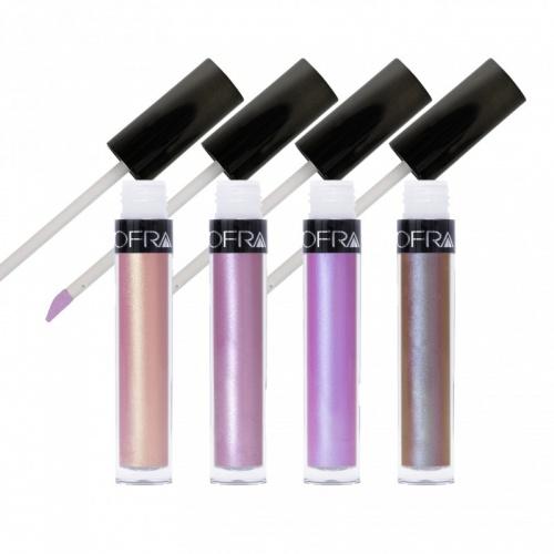 Kit de 4 rouges à lèvres métalliques