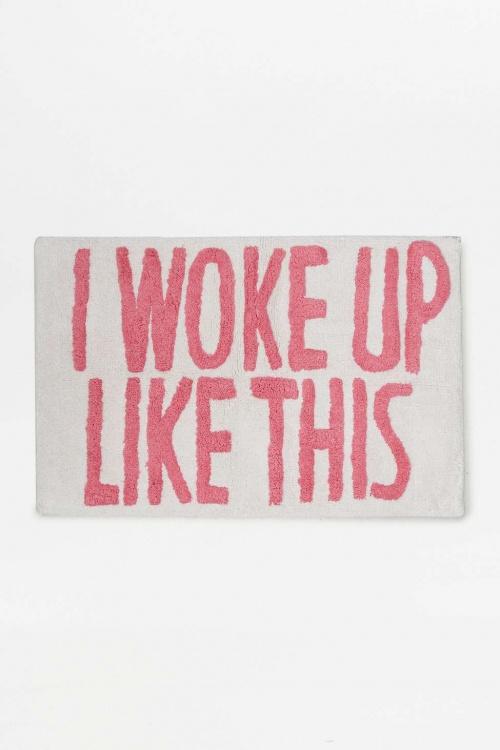 Tapis de bain I Woke Up Like This