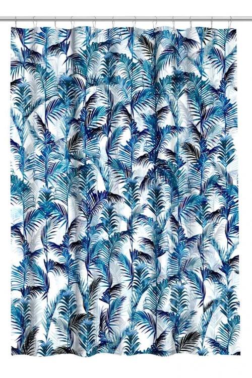 H&M Home - Rideau de douche floral