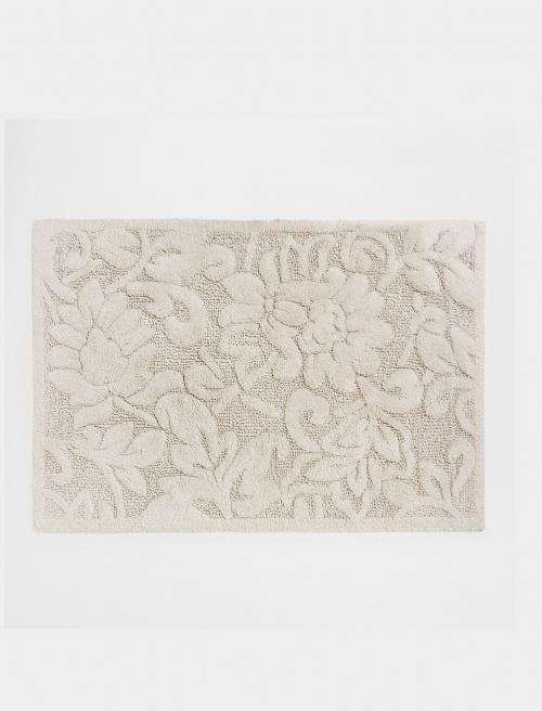 Zara Home - Tapis de bain fleurs
